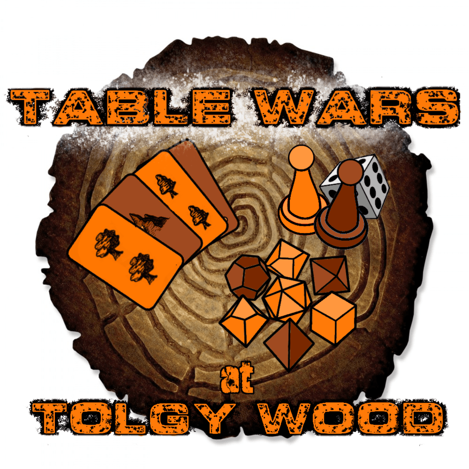 Table Wars Logo